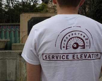 Which Floor? Hollywood Tower Of Terror inspired T-Shirt