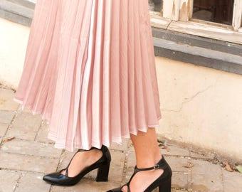 Black Amy shoes - black shoes - leather women shoes, 7.5 cm heel