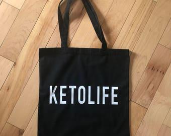 Ketolife Tote Bag