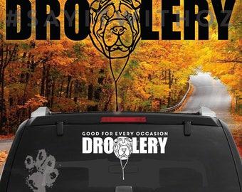 Shar Pei Droolery - Necklace