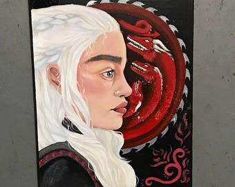 Daenerys Targaryen, the Queen of many Titles
