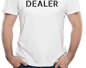 Funny T-Shirt HUG DEALER