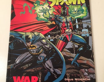 Batman Spawn War Devil (DC) 1994 #1