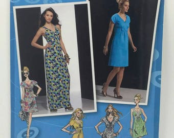 Simplicity 2359, Misses Dress Pattern, Sizes (4-12), Project Runway Collection, Uncut Sewing Pattern
