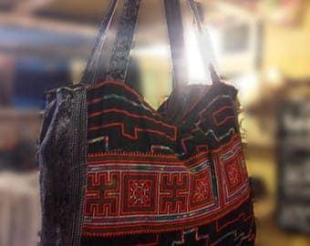Hmong Tote Bag