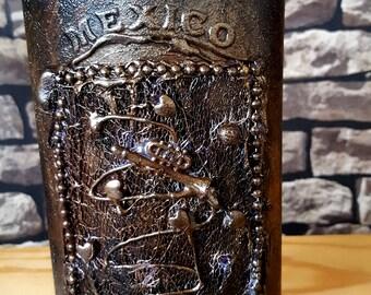 Upcycling bottle