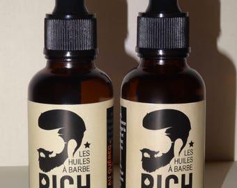Duo choice beard oils