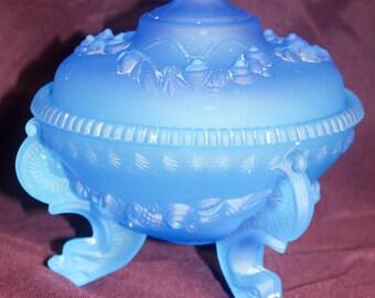Westmoreland Argonaut Shell Candy Dish, BW80