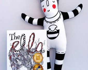 GREAT DEAL! Paperback Book + Doll combo