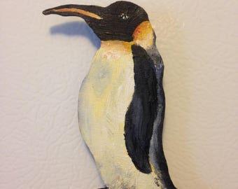 Emperor Penguin Magnet