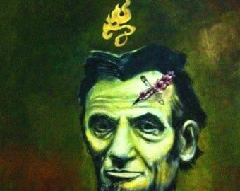 "Abe Grande ""12 x 12"""