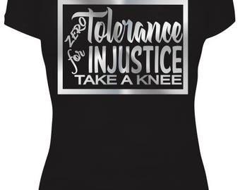 ZERO TOLERANCE - INJUSTICE