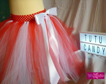Tutu skirt girl tulle 3/5 years mardi gras Carnival
