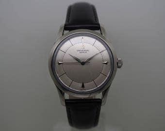 Universal Geneve 332 1950's 34.5mm Dress Watch