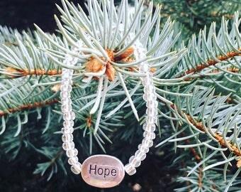 Hope seed bead