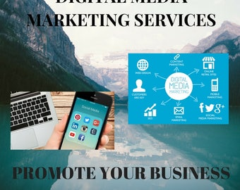 Digital Media Marketing Service