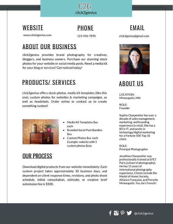 Delighted Press Kit Template Download Photos  Example Resume