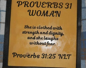"Proverbs 31 ""Woman"""