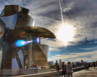 Bilbao Original Photograph