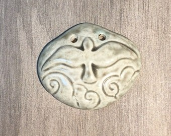 Flying Bird Pendant