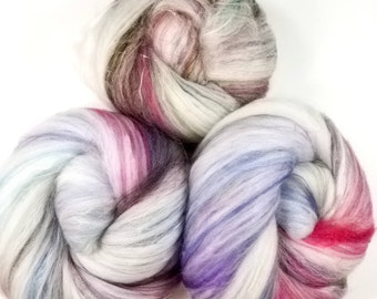 Ice Breaker -- classic batts -- (4.6 oz.) organic polwarth wool, tencel, bamboo, etc.