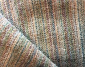 Old Havana Stripe...Wool Fabric for Rug Hooking, Applique, Quilting and more
