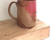 SALE seconds mug, pottery mug,