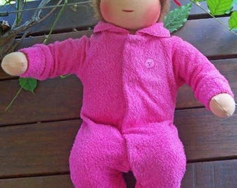 "16"" Waldorf Baby Doll full kit + FREE pattern and instruction book (clothes not included)"