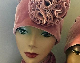 Beautiful Blush Pink HerHat Carnation Flower