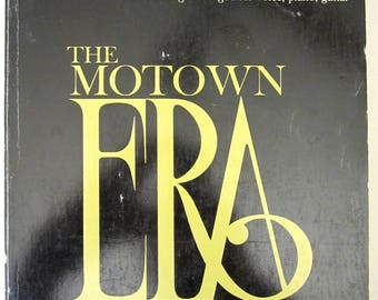THE MOTOWN ERA Songbook | Piano Guitar Vocal