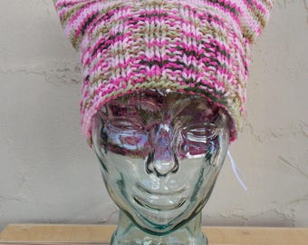 Lady Camouflage Kitty Kat Hat