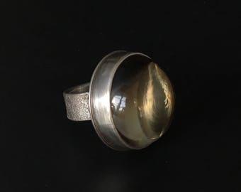 Barley Moon Ring