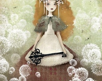 10% Off - Summer SALE Mori - Deluxe Edition Print