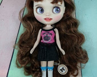 Clothes for Takara Blythe, Neo Blythe, Pullip, Azone, Momoko, Obitsu, Pure Neemo or similar size doll