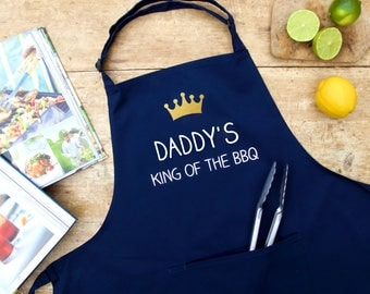 Personalised King Apron