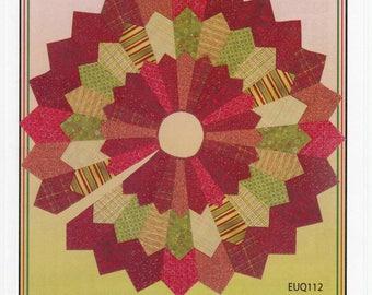 Triple Dresden Tree Skirt Pattern