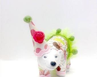 Poppy The Cake Topper Polar Bear