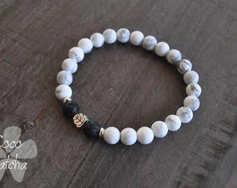Bracelet pour homme - Pierres naturelles - Bijou masculin - Coco Matcha