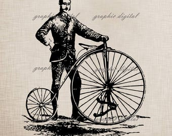 Bicycle Antique Design No 24 - AUTOMATIC DOWNLOAD