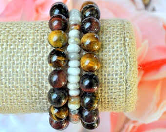 Tiger's Eye Stack