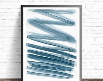 Modern abstract art. Minimalist Art Print. Abstract Painting Print. Minimalist painting print. Modern art print. Minimalist print