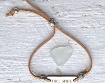 boho bracelet, bohemian jewelry, free spirit faux suede bracelet