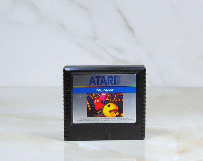 Vintage Atari 5200 Game Pac-Man 1982