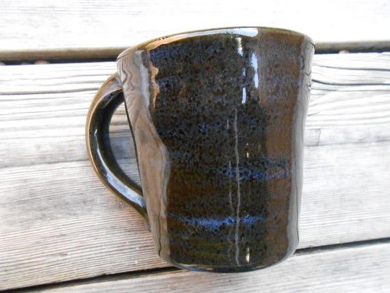 Dark Seas Ceramic Mug