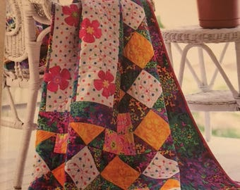 Quilting for Busy Boomers from House of White Birches 144052