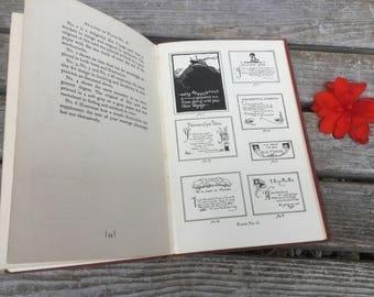1926 Card Making Book - Graphic Art Deco Design Greetings