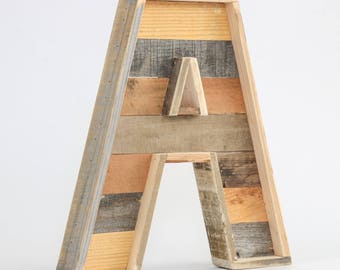 reclaimed wood letters wood letters for wall large wooden letters wooden wall letters