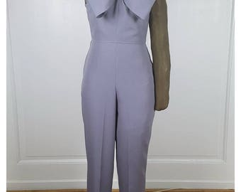 Bow Jumpsuit PDF Sewing Pattern