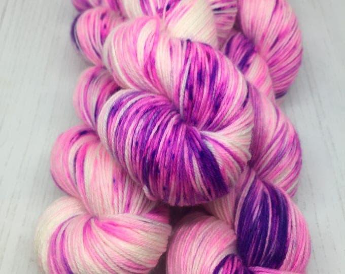 Wow!  - 100grams 75/25% Merino and Nylon  4 ply wool