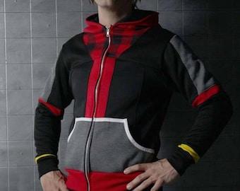 Kingdom Hearts III 3 Sora Cosplay Costume Sweater Hoodie Jacket
